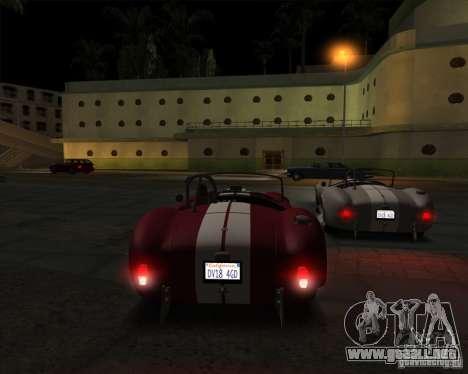 IVLM 2.0 TEST №3 para GTA San Andreas novena de pantalla