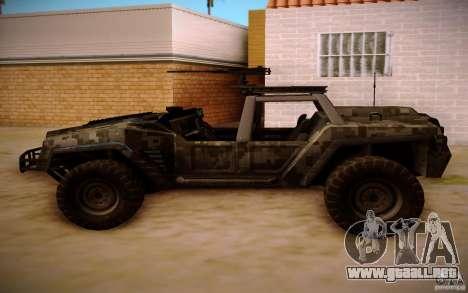 SOC-T from BO2 para GTA San Andreas