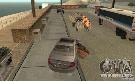 BUSmod para GTA San Andreas décimo de pantalla