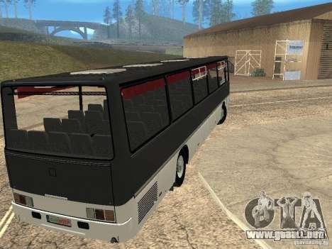 Ikarus Z50 para la visión correcta GTA San Andreas