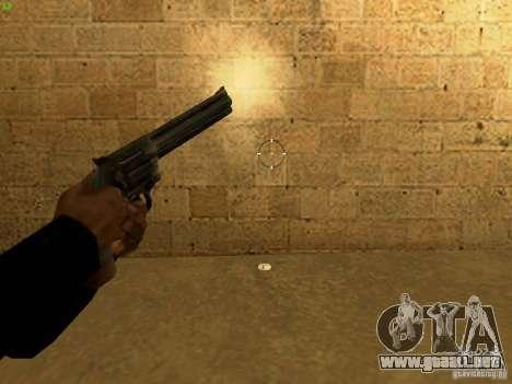 44.Magnum para GTA San Andreas séptima pantalla