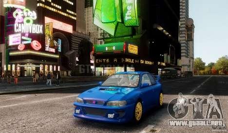 Subaru Impreza 22B 1998 para GTA 4
