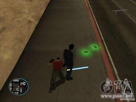 GTA IV LIGHTS para GTA San Andreas
