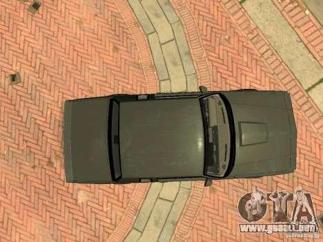 Buick Regal GNX para GTA 4 visión correcta