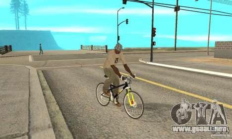 KTM Bike beta para la visión correcta GTA San Andreas