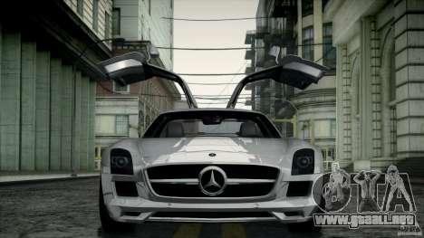 Direct B 2012 v1.1 para GTA San Andreas tercera pantalla