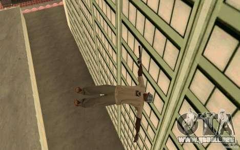 Nueva caída para GTA San Andreas