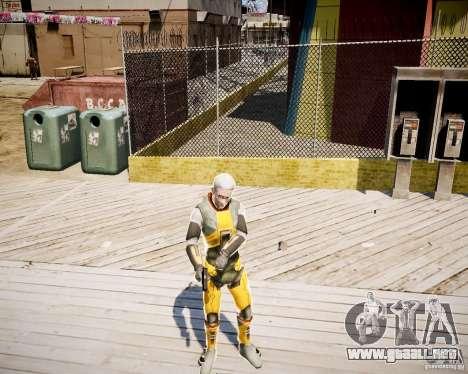 Morgan Freeman para GTA 4 quinta pantalla