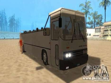 IKARUS 250 convertible para GTA San Andreas left