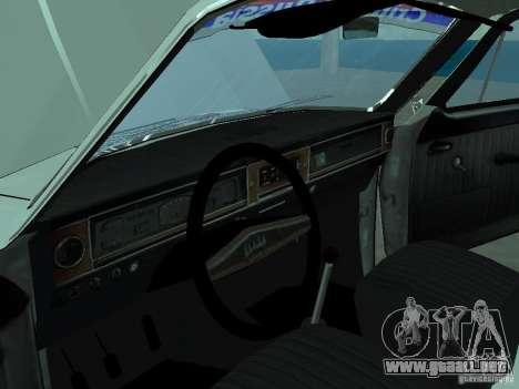 GAS 24p para vista lateral GTA San Andreas