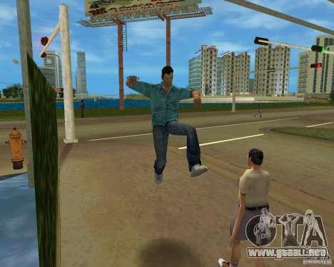 Animación de TLAD para GTA Vice City sucesivamente de pantalla