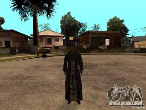Actualizado Pak personajes de Resident Evil 4 para GTA San Andreas sucesivamente de pantalla