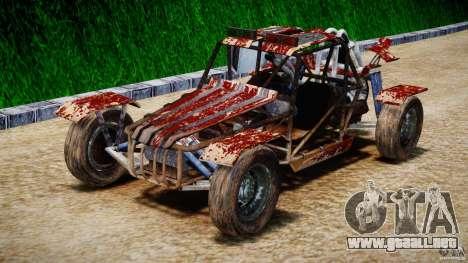 Buggy Avenger v1.2 para GTA 4