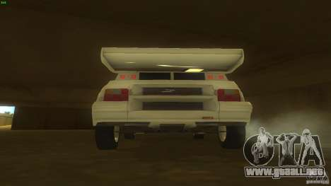 Citroen BX 4TC para la visión correcta GTA San Andreas