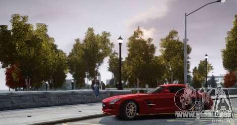 Youxiang Mixed ENB v 2.1 para GTA 4 tercera pantalla