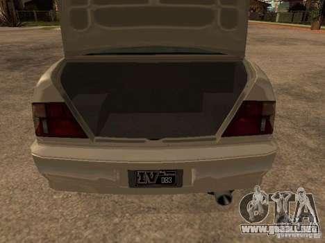 Chavos de Gta 4 para la visión correcta GTA San Andreas