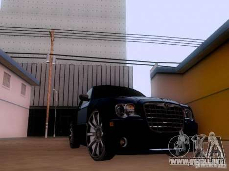 Chrysler 300 c SRT8 2007 para GTA San Andreas left