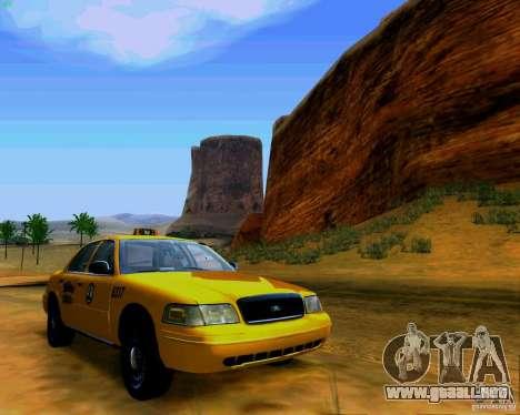 ENBSeries by S.T.A.L.K.E.R para GTA San Andreas séptima pantalla