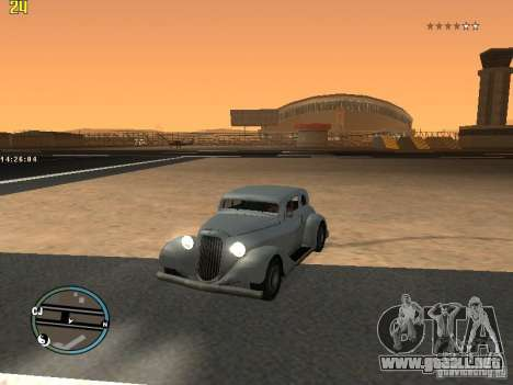 GTA IV  San andreas BETA para GTA San Andreas sexta pantalla