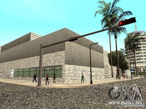 Todos Santos hospital para GTA San Andreas sucesivamente de pantalla