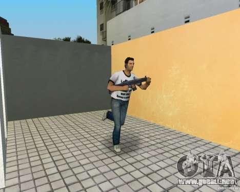 Sig552 para GTA Vice City segunda pantalla