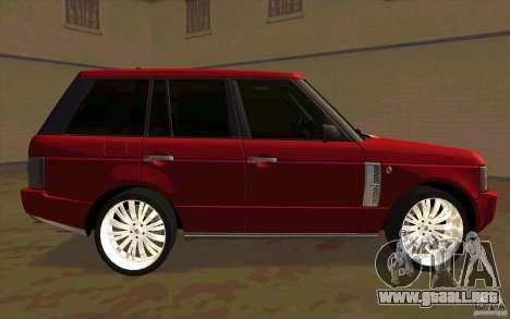 SPC Wheel Pack para GTA San Andreas tercera pantalla