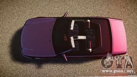 Mercedes Benz SL500 Custom para GTA 4 visión correcta