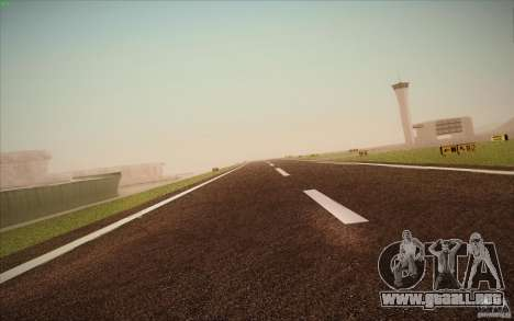 New San Fierro Airport v1.0 para GTA San Andreas novena de pantalla