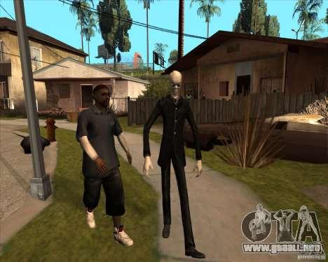 Delgado en gafas oscuras para GTA San Andreas