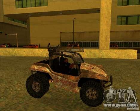 Desert Bandit para GTA San Andreas left