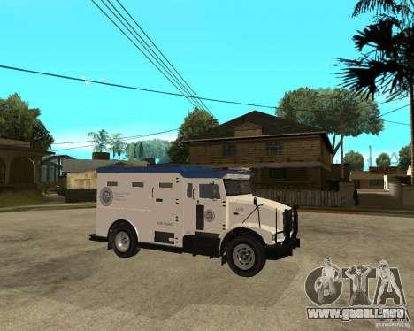 NSTOCKADE de GTA IV para la visión correcta GTA San Andreas