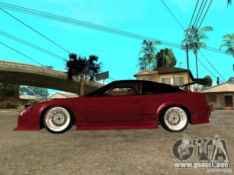 Nissan 240SX Tuned para GTA San Andreas left