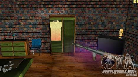 Hotel Retekstur para GTA Vice City novena de pantalla