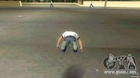 Cleo Parkour for Vice City para GTA Vice City segunda pantalla
