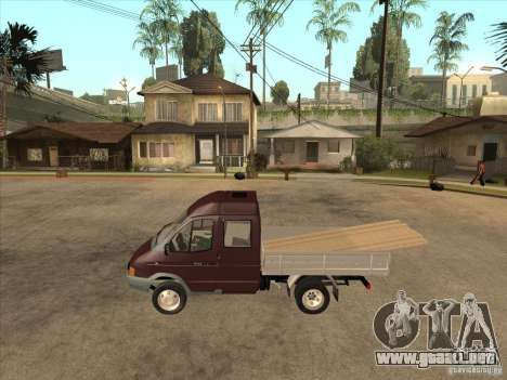 GAS 33023 para GTA San Andreas left