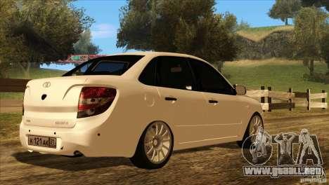 Grant 2190 VAZ para las ruedas de GTA San Andreas