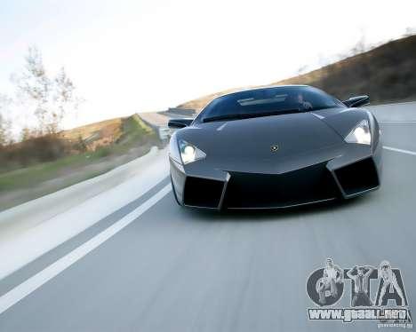 Lamborghini Loadscreens para GTA San Andreas tercera pantalla