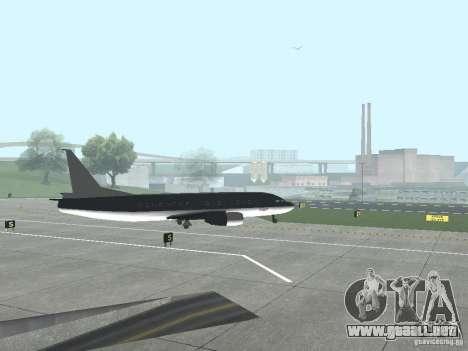 AT-400 en todos los aeropuertos para GTA San Andreas segunda pantalla
