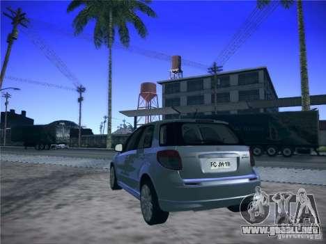 Suzuki SX4 2012 para GTA San Andreas left