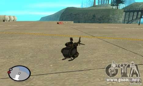 Vehículos RC para GTA San Andreas undécima de pantalla