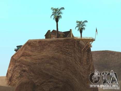 Casa de campo para GTA San Andreas segunda pantalla