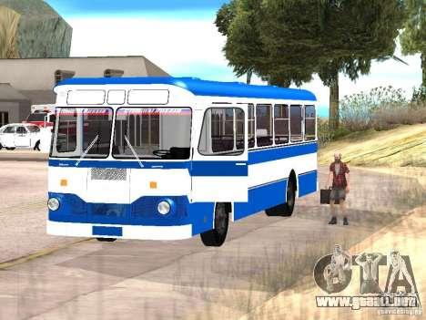 Renovación de la aldea Al-Kebrados v1.0 para GTA San Andreas sexta pantalla