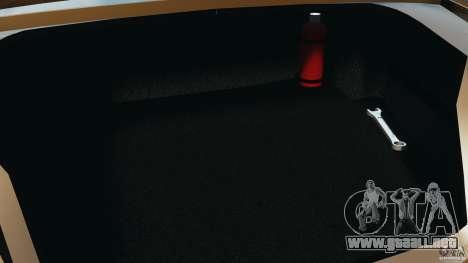 Aston Martin DBS Volante [Final] para GTA 4 interior