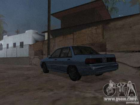 Mercury Tracer 1993 para GTA San Andreas left