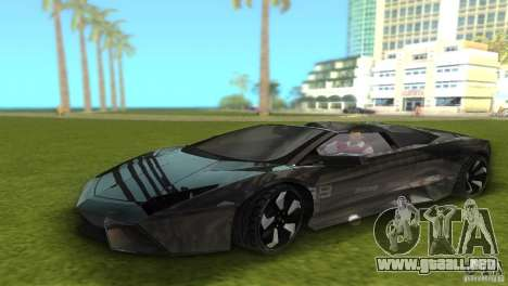 Lamborghini Reventon para GTA Vice City