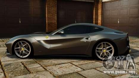 Ferrari F12 Berlinetta 2013 Stock para GTA 4 left
