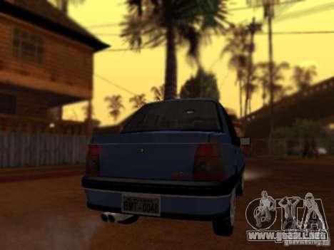 Chevrolet Monza GLS 1996 para la visión correcta GTA San Andreas