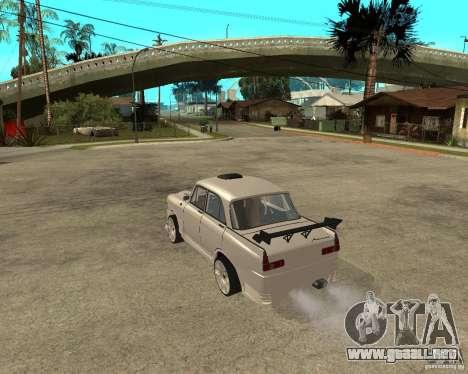 412 AZLK sintonizado para GTA San Andreas left