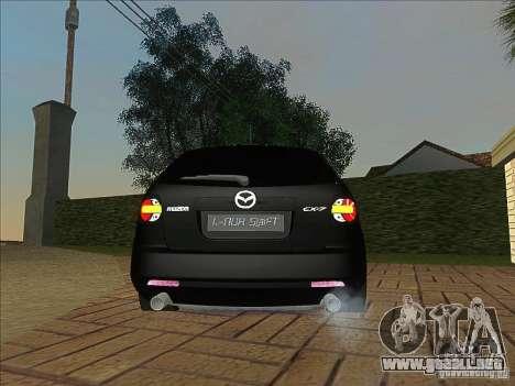 Mazda CX-7 para la visión correcta GTA San Andreas