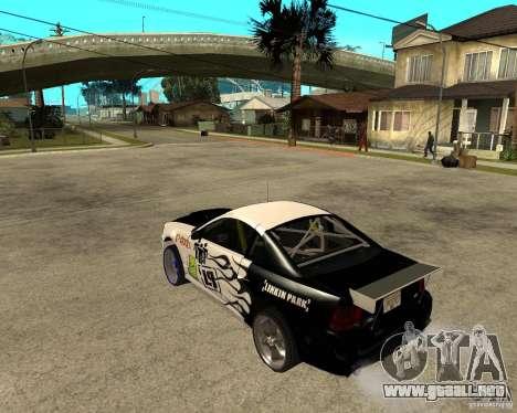 2003 Ford Mustang GT Street Drag para GTA San Andreas left